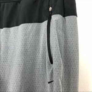 e66456f31bd3 Nike Pants - Nike light gray perforated lightweight joggers.